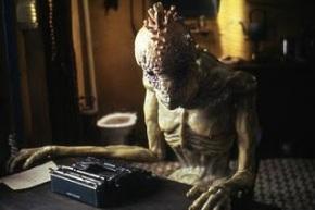 El almuerzo desnudo, Cronenberg