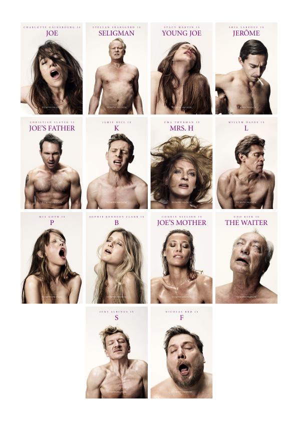 NYMPHOMANIAC-Character-Poster