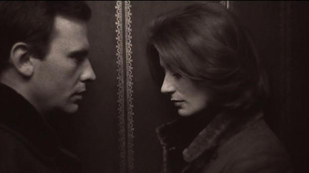 une homme et une femme