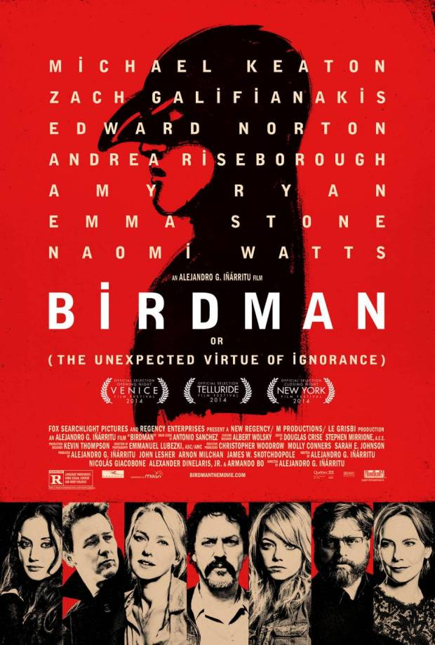 poster birdman