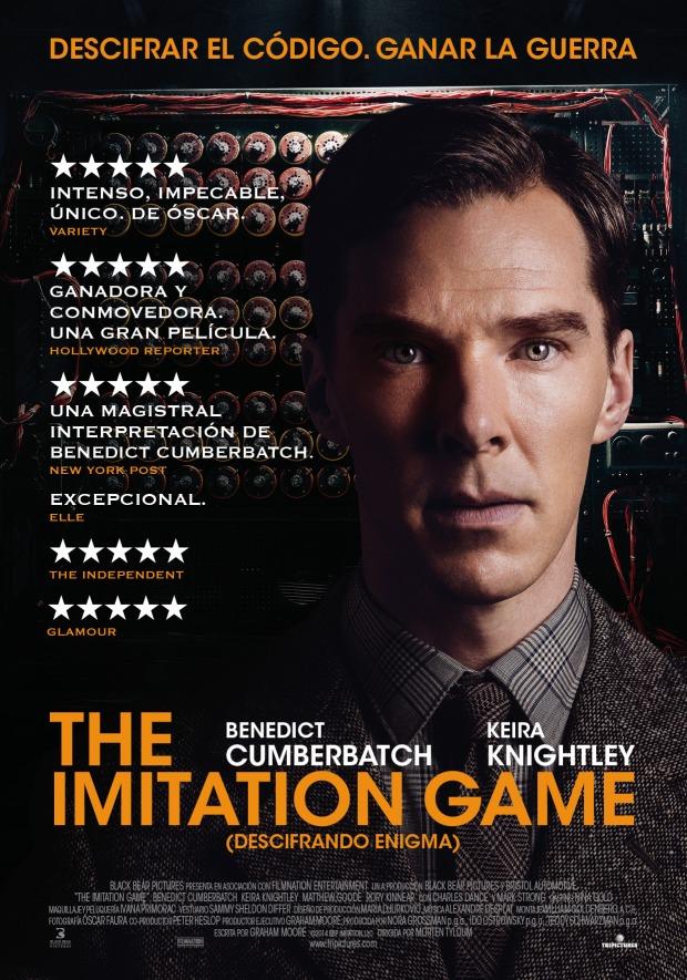 poster imitation game
