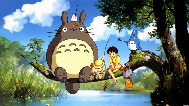 """Mi vecino Totoro"""