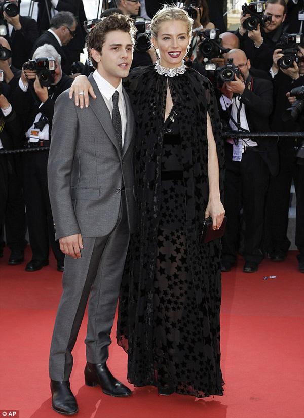 Sienna Miller+Xavier Dolan