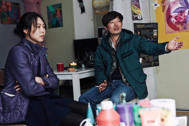 'Right Now, Wrong Then' (Hong Sang-soo,, 2015)